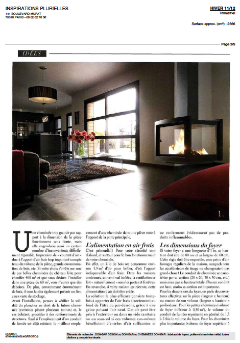 Donbar ... dans Inspirations Plurielles (hiver 2012)