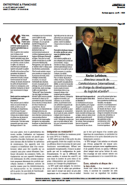 ComAssistance International ... vu dans Entreprises & Franchise